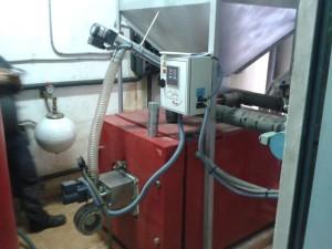 Pellets generadores aire